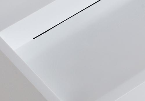 KingKonree acrylic freestanding basin supplier for motel-2