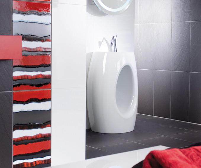 KingKonree artificial free standing wash basin customized for hotel-3