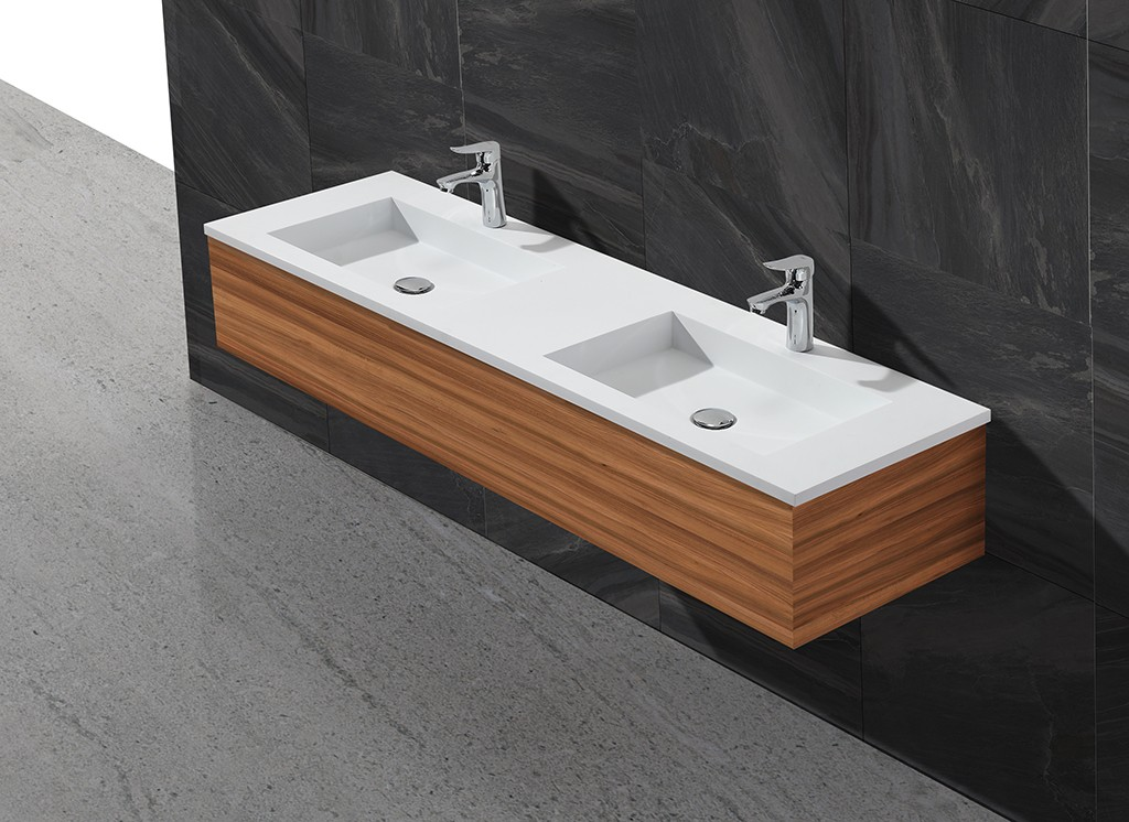professional small wash basin with cabinet sinks for hotel-1
