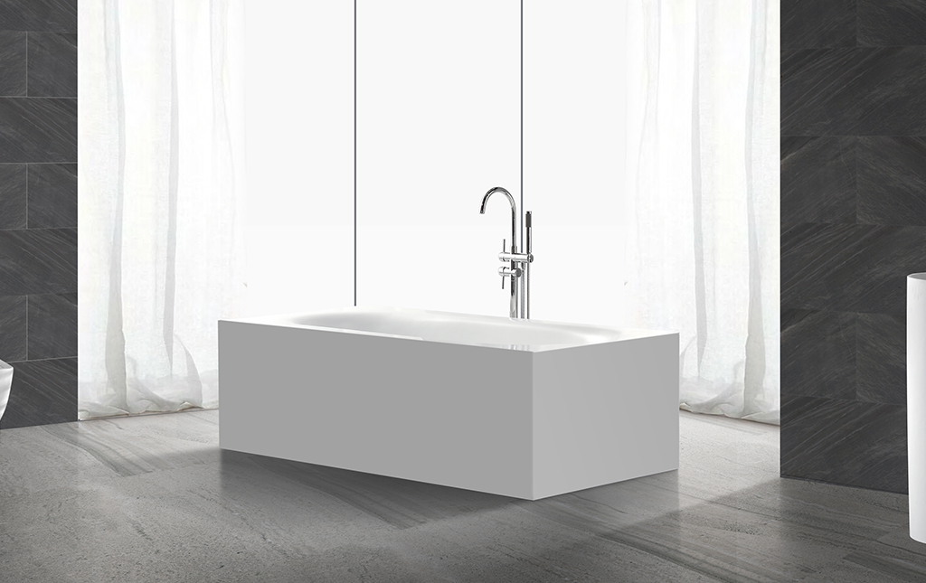 quality free standing bath tubs for sale OEM for bathroom-1