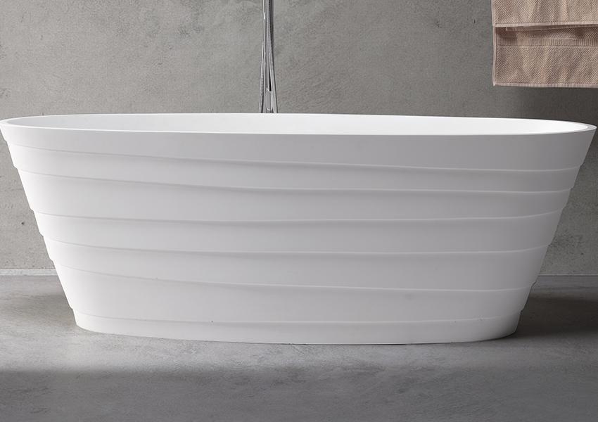 KingKonree finish acrylic clawfoot bathtub custom for family decoration-2