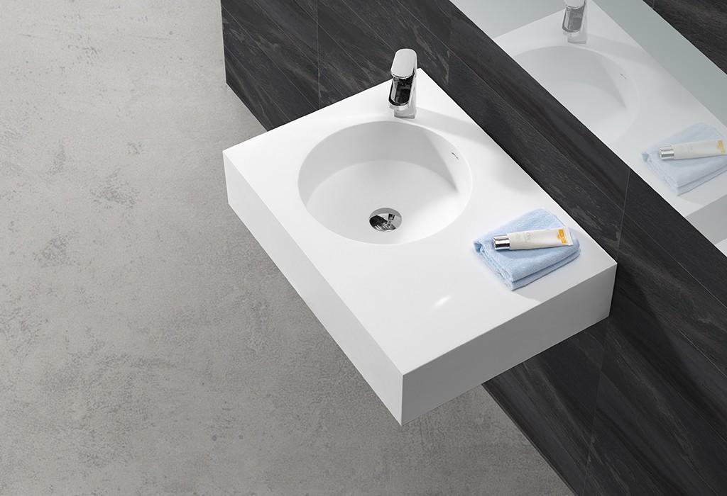 unique wall hung bathroom basins design for home-1