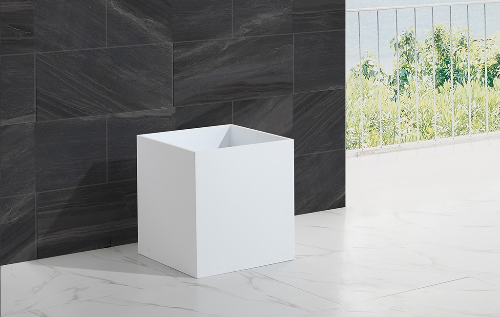 KingKonree stable floor standing basin supplier for hotel-1