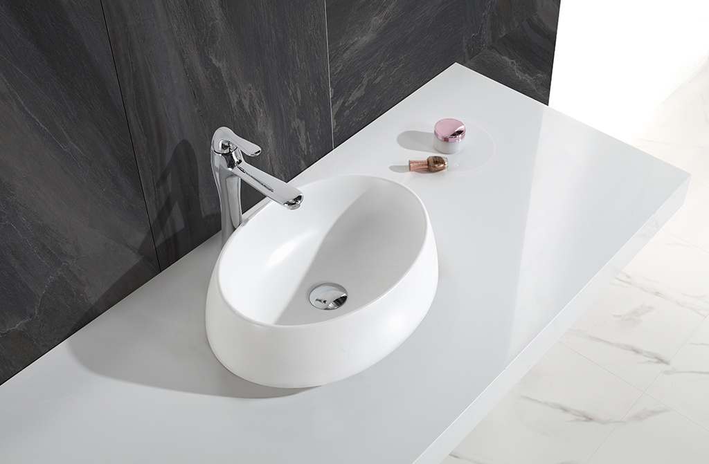 sanitary ware small countertop basin manufacturer for restaurant-1