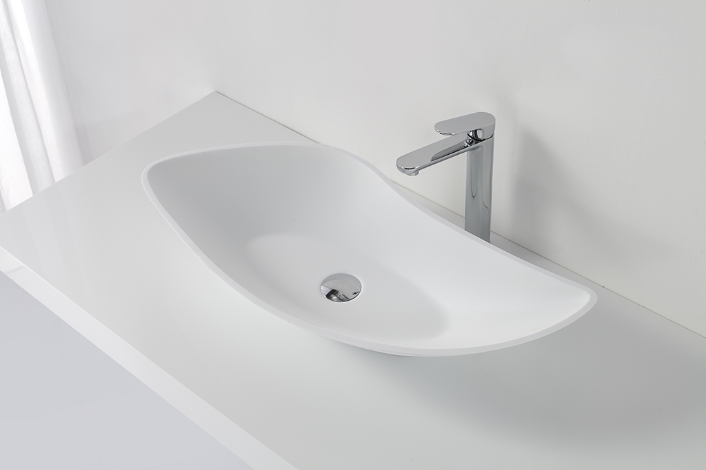 KingKonree approved bathroom countertops and sinks supplier for hotel-1