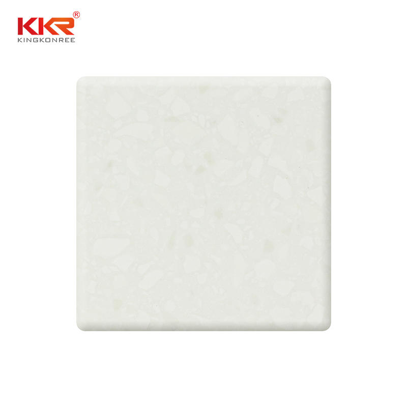 Modfied Acrylic Solid Surface With Chips KKR-M1651