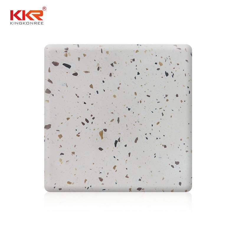 Hojas de superficie sólidas acrílicas modificadas de piedra Artificial KKR-M1838