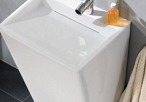 KingKonree stand alone bathroom sink manufacturer for bathroom-3