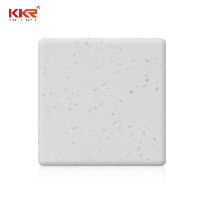 Hojas de superficie sólida acrílica modificada de 8 pies de longitud KKR-M1642