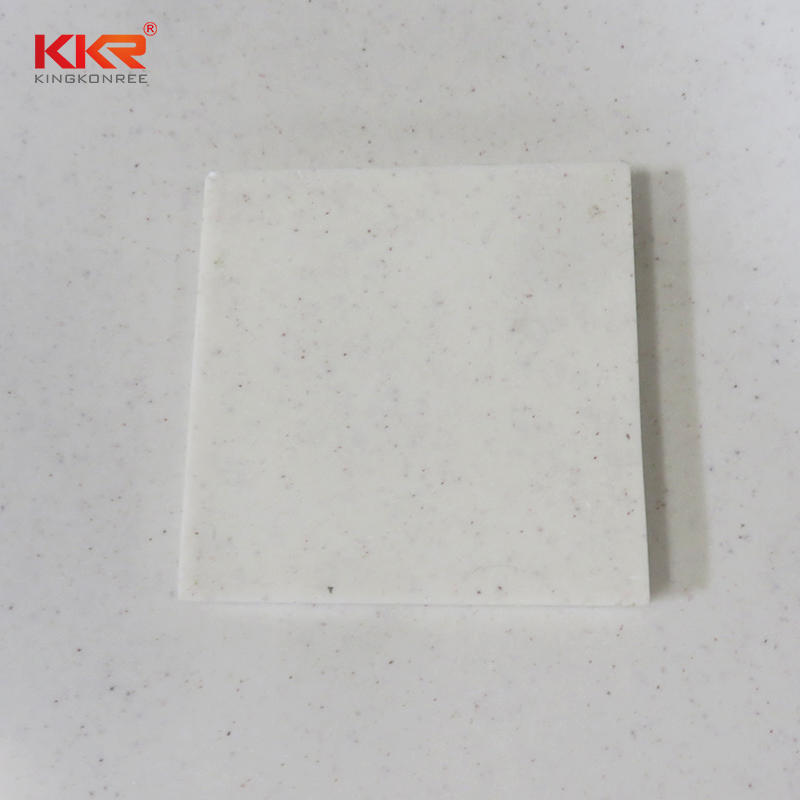 120 Inch Modified Stone Acrylic Solid Surface Sheets KKR-M1653