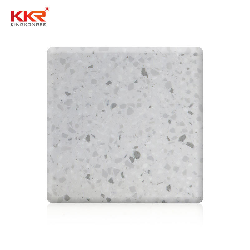 3660mm Artificial Stone Acrylic Solid Surface Sheet KKR-M1672