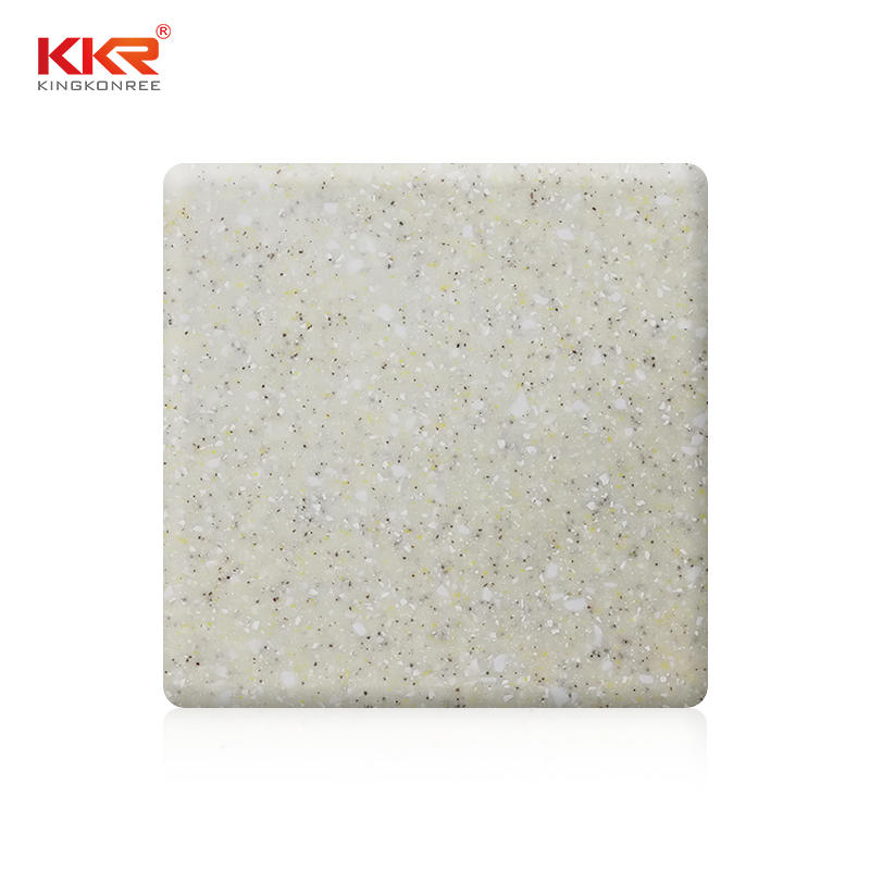 3680mm Length Modified Solid Surface Sheets KKR-M1677