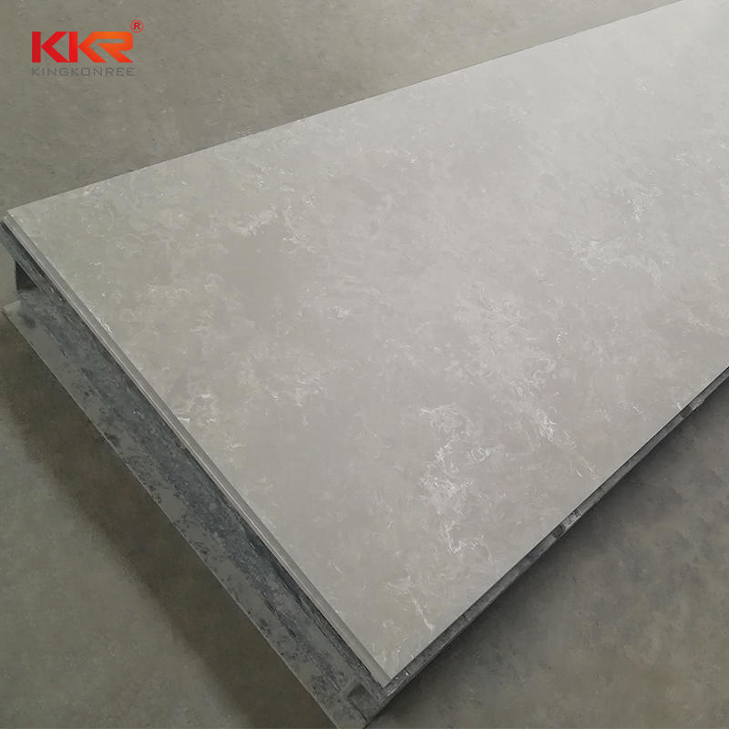 Texture Pattern Pure Acrylic Solid Surface Sheets KKR-M5807