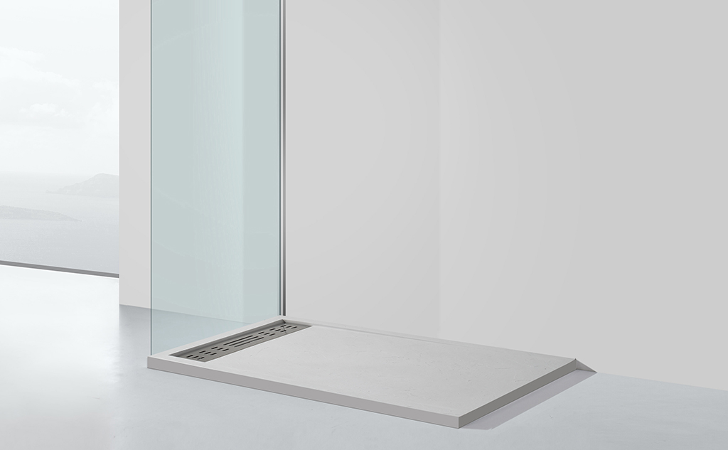 marble narrow shower tray manufacturer for home-1