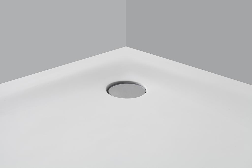 KingKonree square shower tray design for bathroom-2