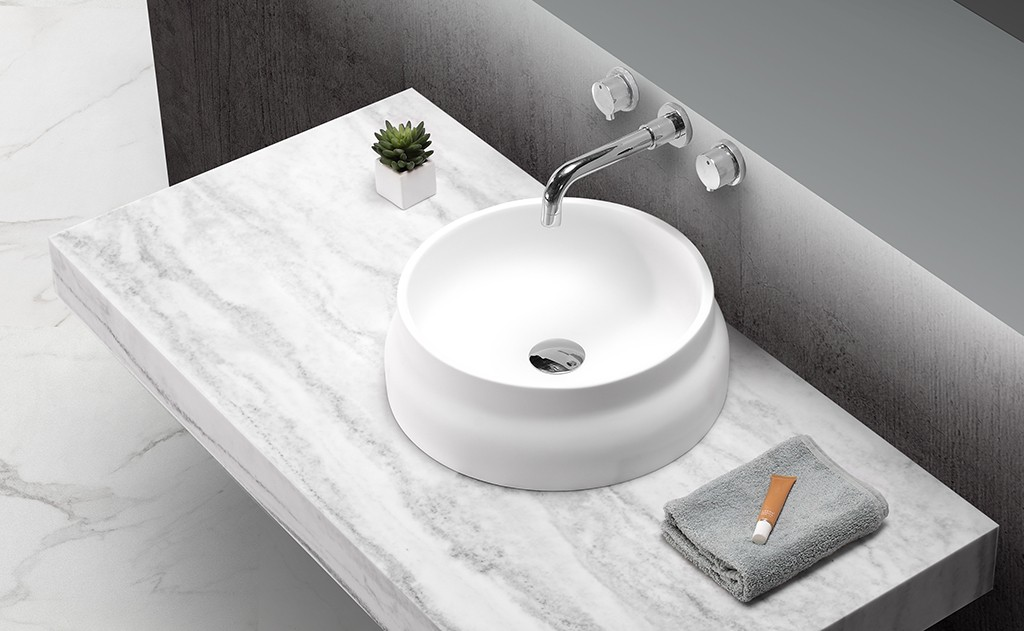 approved above counter vanity basin supplier for room-1