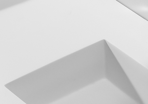 best material solid surface basin for wholesale for hotel-4