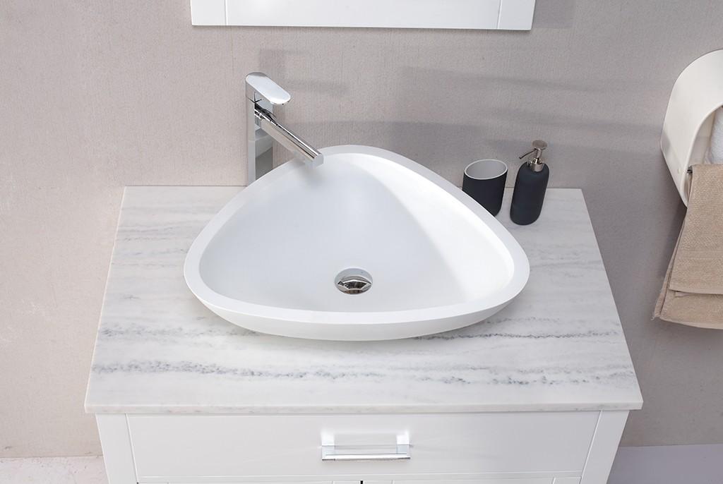 KingKonree durable above counter basins design for room-1