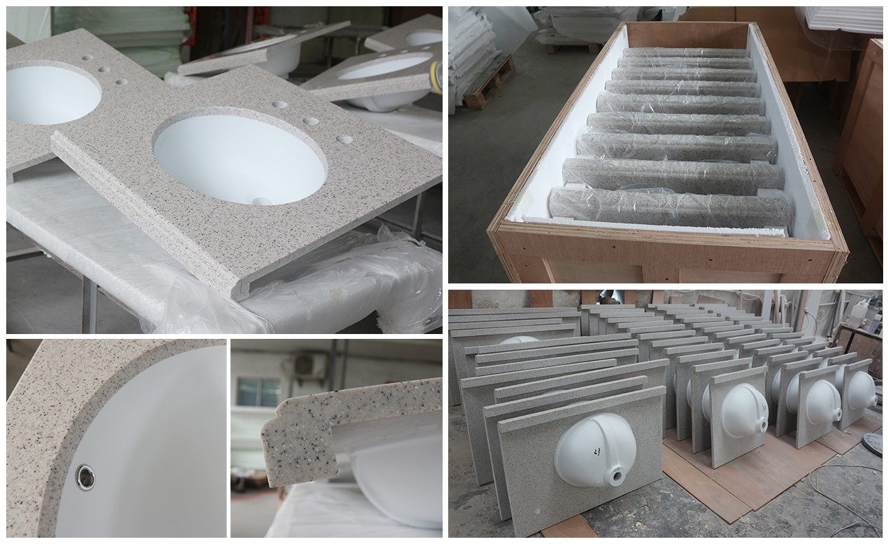 artificial solid stone countertops latest design for home-1