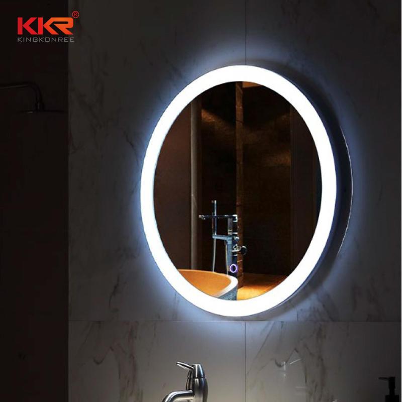 Espejo de baño LED de lujo KKR-8010