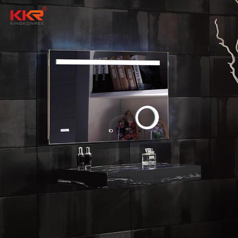 Ventas calientes Muebles de Baño Espejo Led KKR-8018