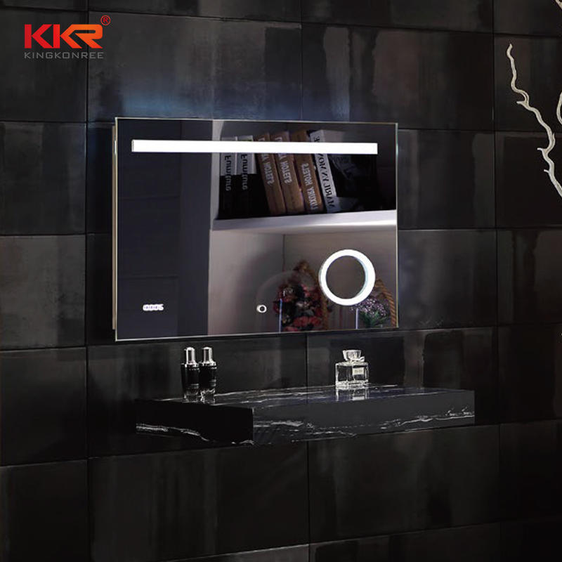 Hot Sales Bathroom Furniture Led Mirror KKR-8018