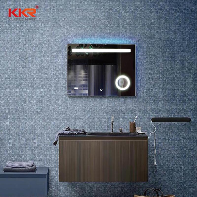 Hot Sales Bathroom Furniture Led Mirror KKR-8018