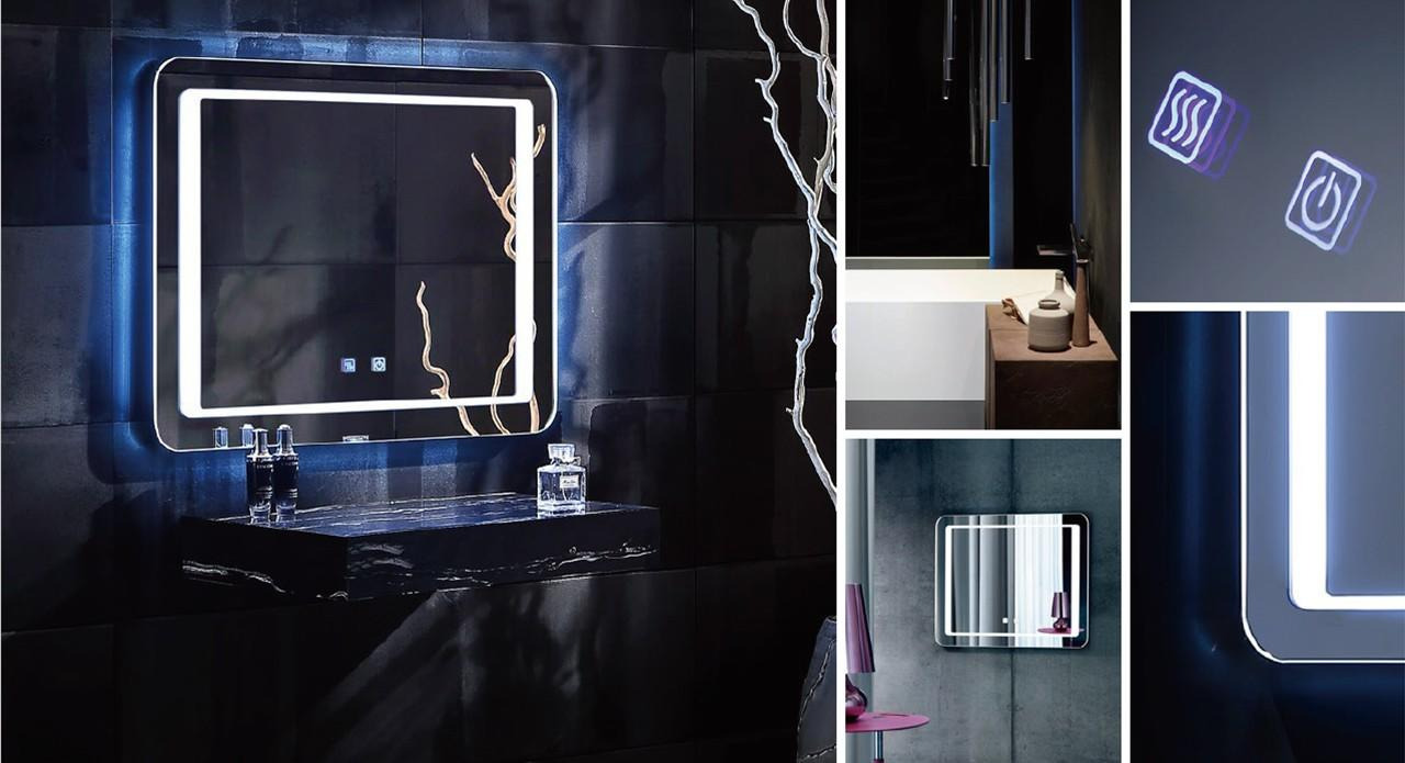 KingKonree slope bathroom mirrors contemporary manufacturer for hotel