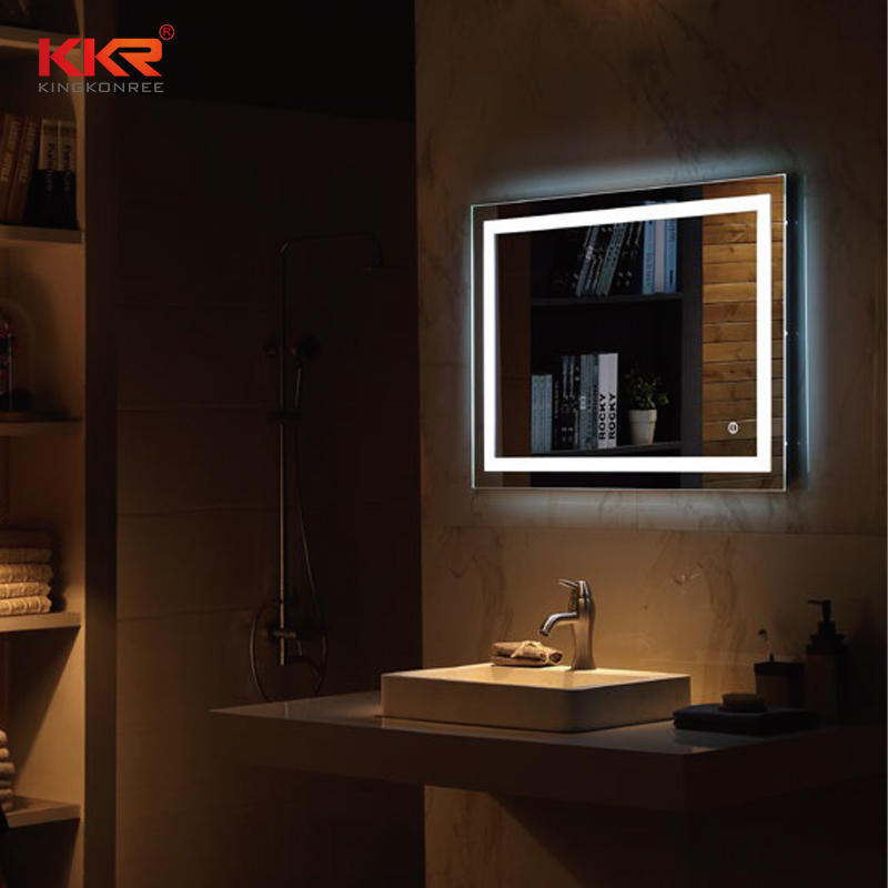 Hot Selling LED Light Bathroom MirrorKKR-8022