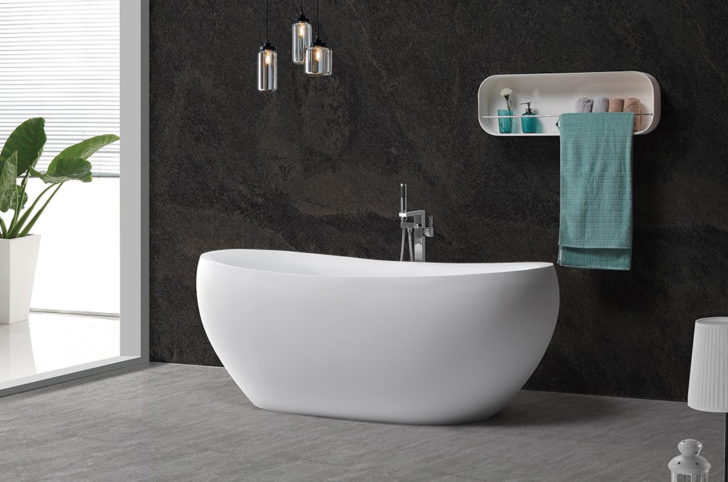 gray sanitary ware manufactures supplier for home-1