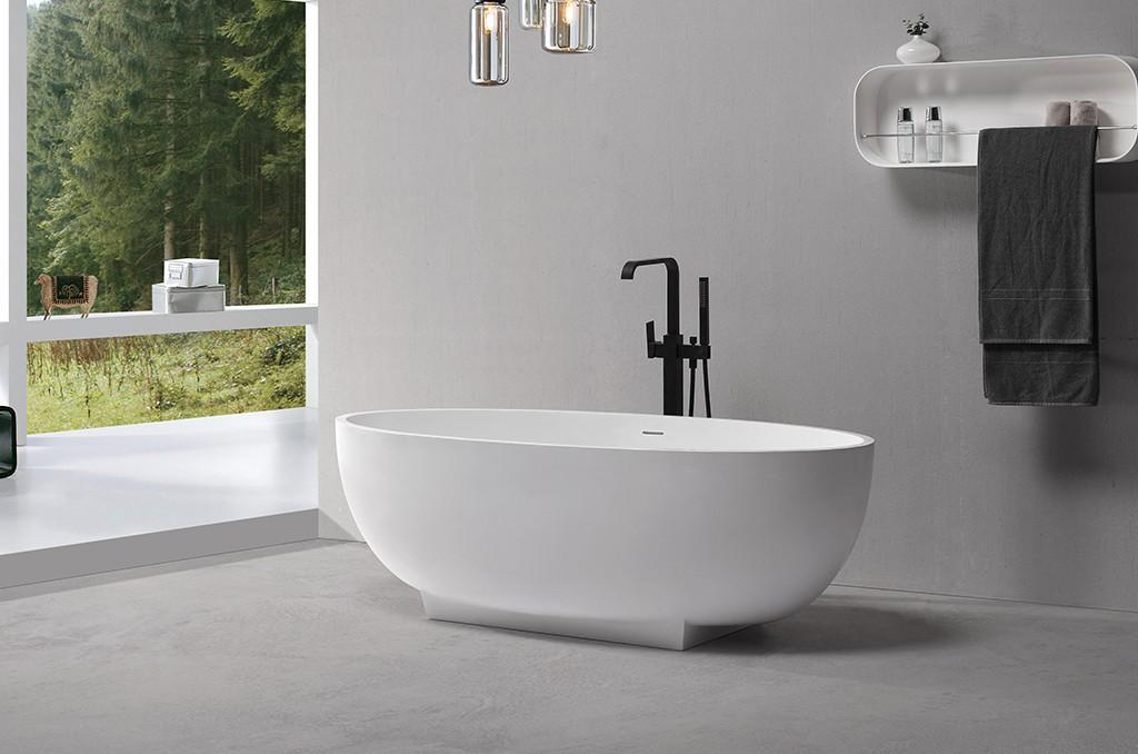 KingKonree durable best soaking tub OEM for bathroom-1