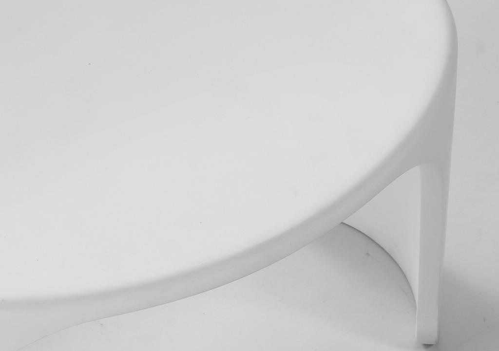 KingKonree pure plastic shower stool customized for hotel-3