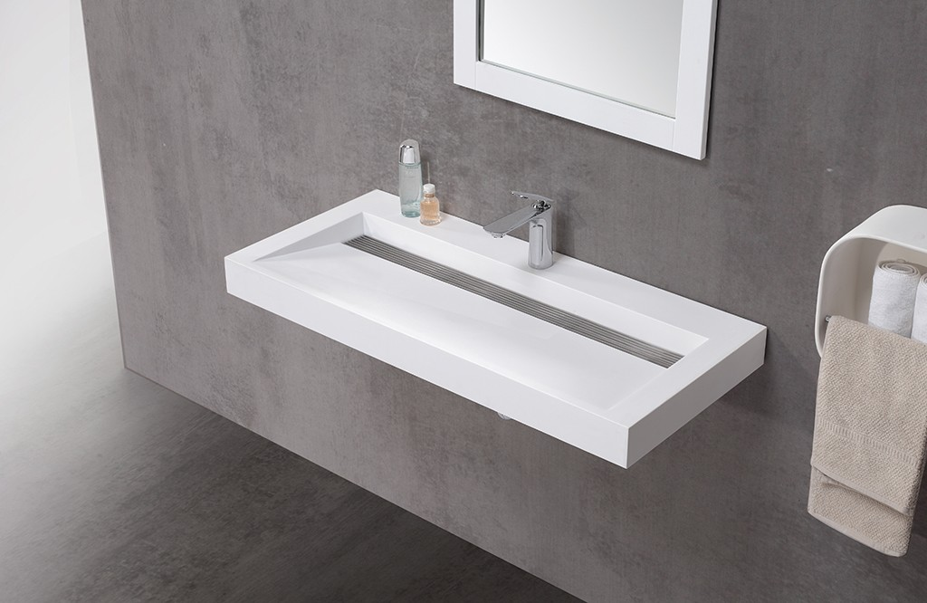high-end bathroom wash basin highly-rated for shower room-1