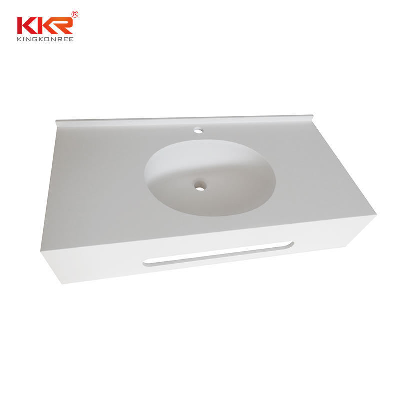 piece double vanity countertop manufacturer for motel