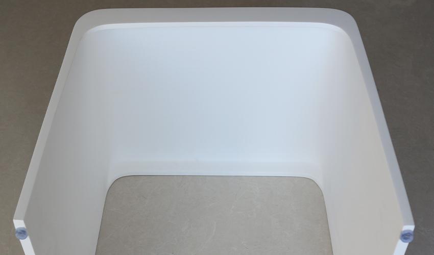 soild small bathroom stool customized for room-3