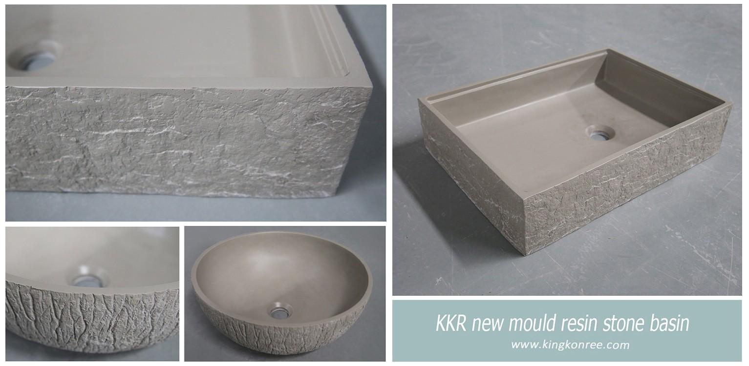 KingKonree above counter sink bowl design for room-2