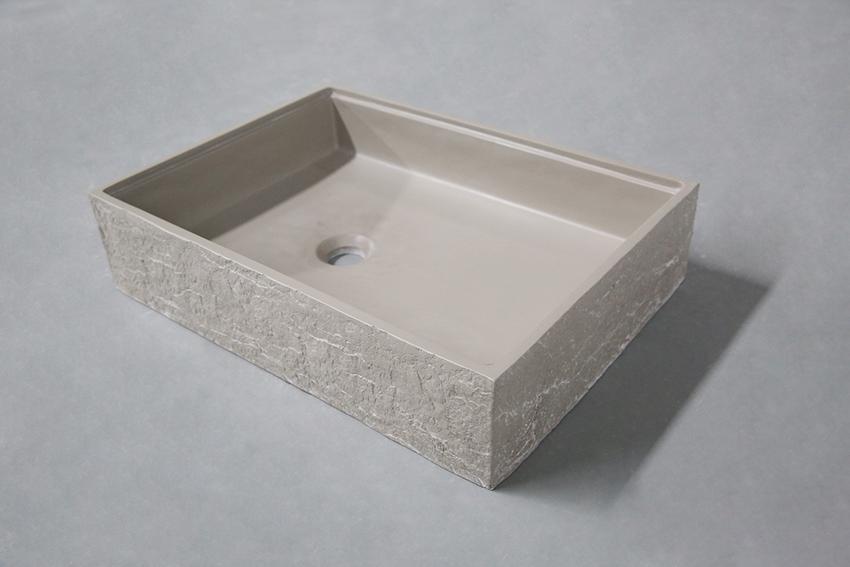 KingKonree above counter sink bowl design for room-1