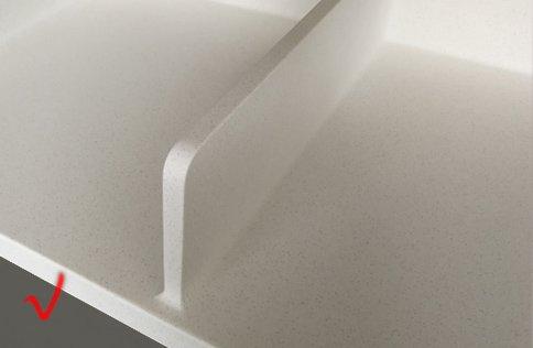 durable custom vanity tops customized for hotel-19