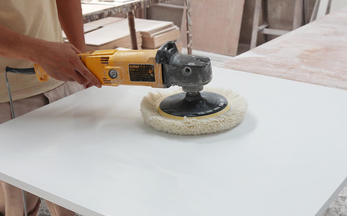 KingKonree artificial solid surface bathroom countertops supplier for bathroom-5