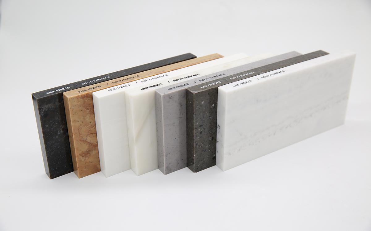 KingKonree artificial solid surface bathroom countertops supplier for bathroom-6