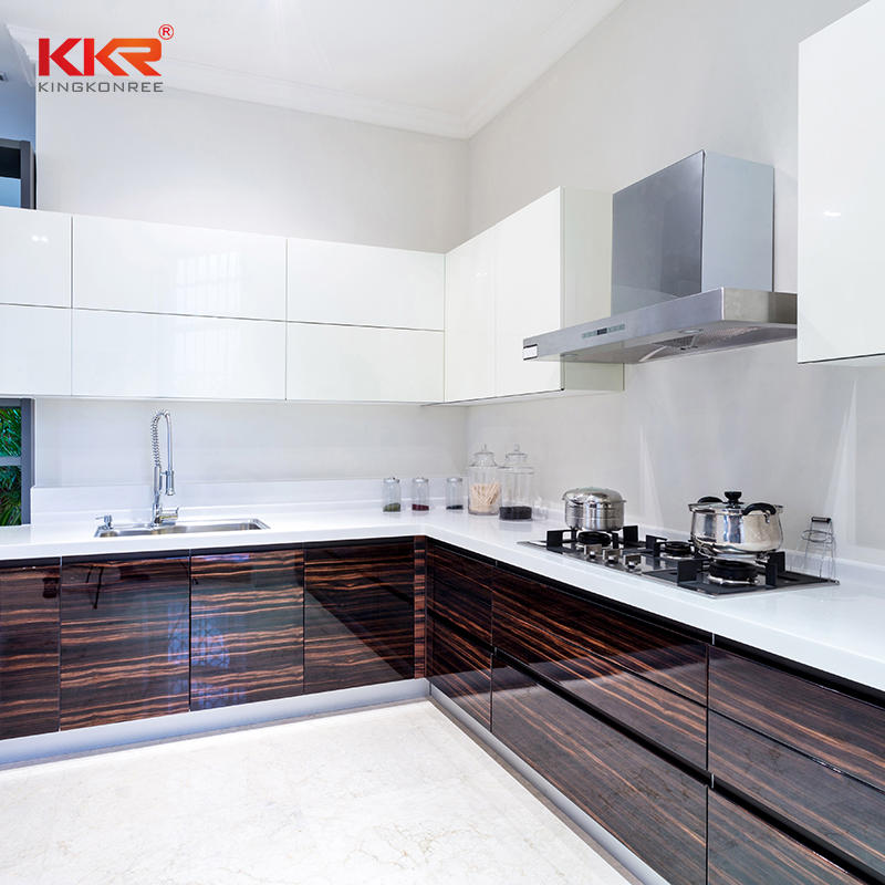 KKR Faux Quartz Solid Surface Kitchen Worktop Kitchen Benchtop Countertops