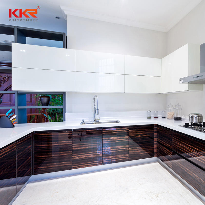 KKR Faux Quartz Solid Surface Kitchen Worktop Kitchen Benchtop Countertops
