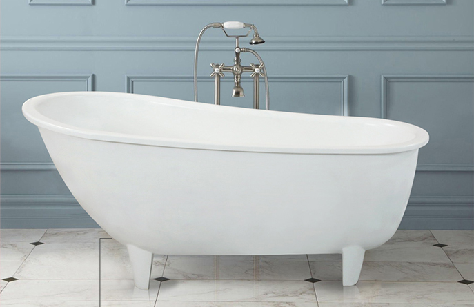 KingKonree best freestanding bathtubs OEM-1