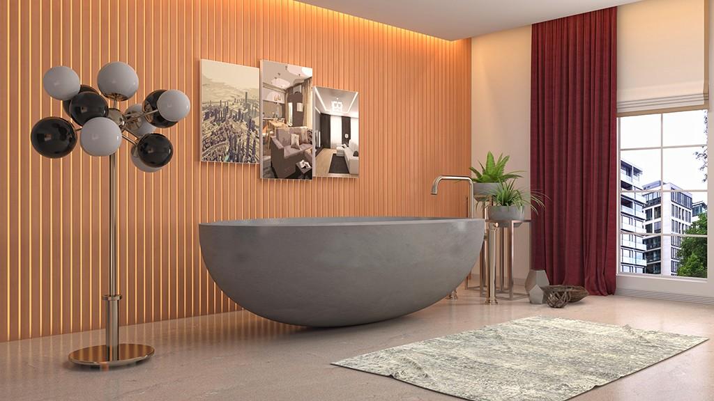 KingKonree best freestanding tubs OEM for hotel-1