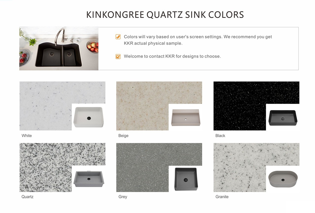 KingKonree excellent small countertop basin customized for room-2
