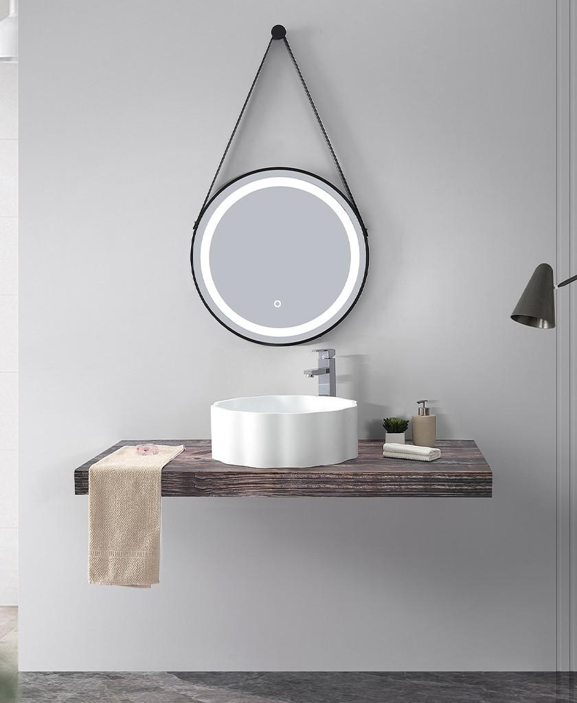 KingKonree top mount bathroom sink customized for restaurant-1