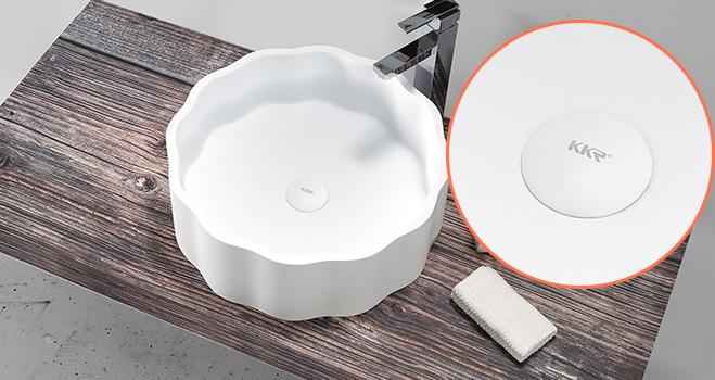 KingKonree top mount bathroom sink customized for restaurant-6