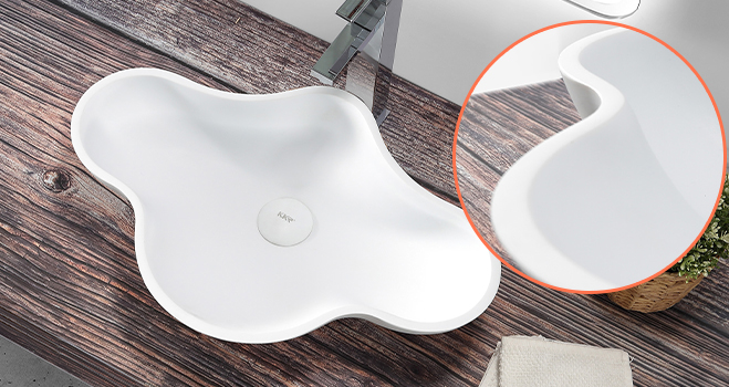 KingKonree best quality above counter sink bowl supplier for hotel-5