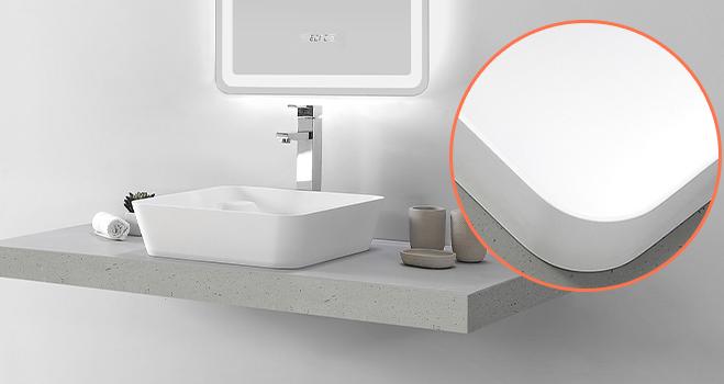 KingKonree small countertop basin design for room-6