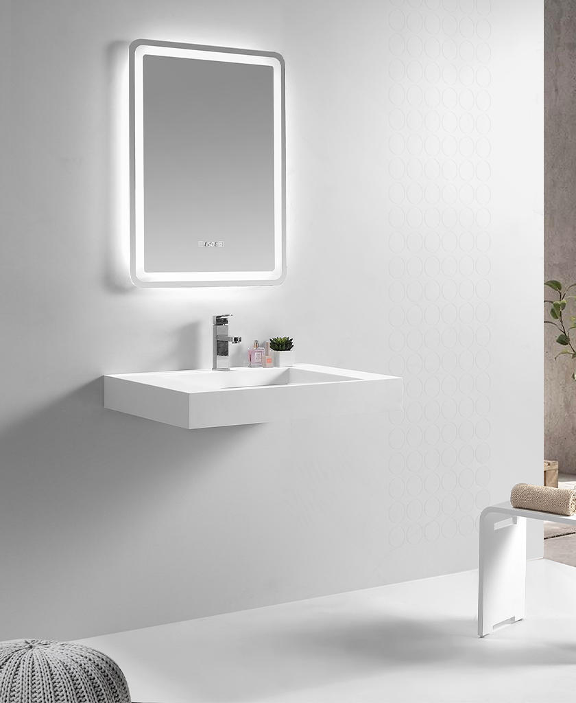 KingKonree stainless steel wash basin customized for bathroom